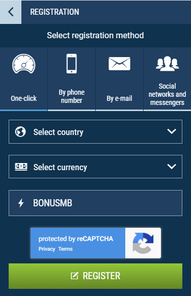 1xBet Promo Code: How To Register With The Bookmaker