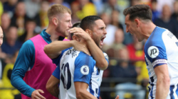 Watford 0-3 Brighton: Watch All Match Goals