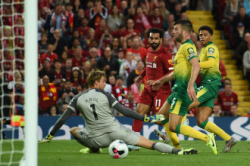 Liverpool 4-1 Norwich: Watch All Match Goals & Review