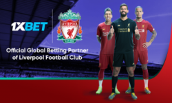 Liverpool strikes a betting partnership deal with 1xBet