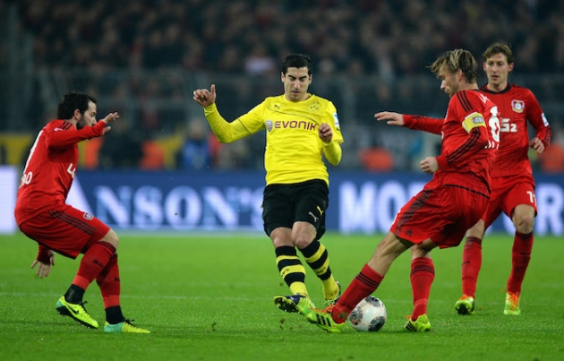 Bayer - Borussia Dortmund. Prediction on match 21.02.2016