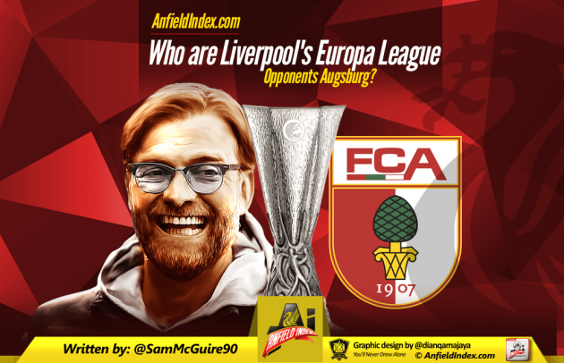 Liverpool vs Augsburg. Match Preview on match 25.02.2016