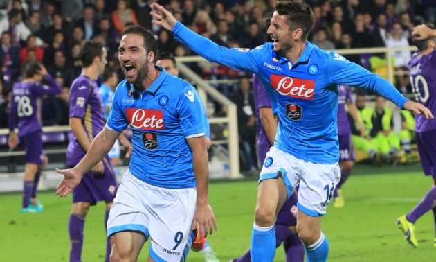 Fiorentina vs Napoli. Prediction on match (29.02.2016)