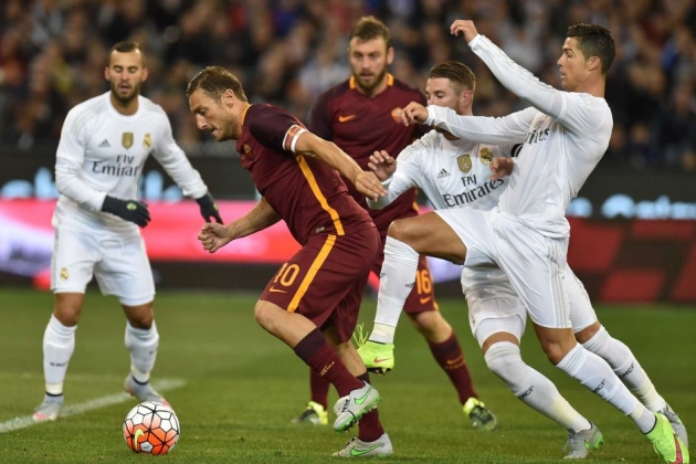 Real Madrid - Roma. Prediction and tips on match (08.03.2016)