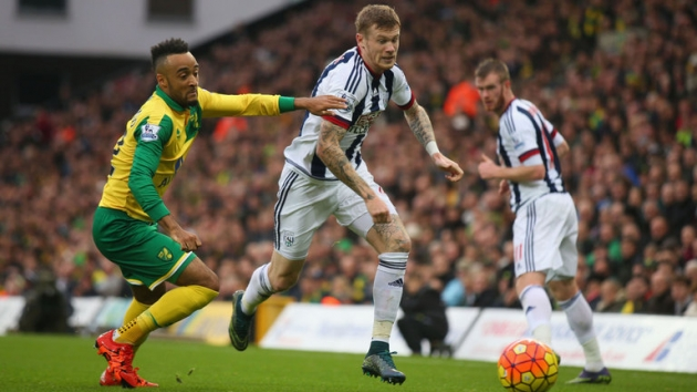 West Bromwich vs Norwich City. Betting tips on match 19.03.2016