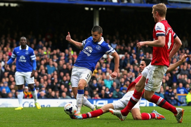 Everton vs. Arsenal. Prediction and tips on match 19.03.2016