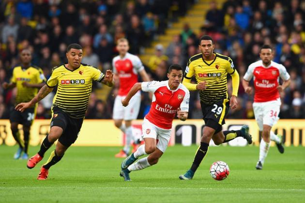 Arsenal vs Watford. Match Preview on 02.04.2016