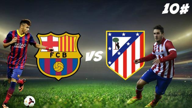Barcelona vs Atletico Madrid. Prediction on match 05.04.2016