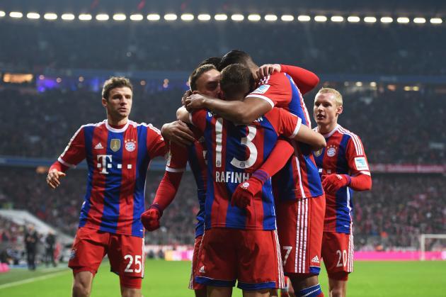 Bayern Munich vs. Benfica. Prediction on match for 05.04.2016
