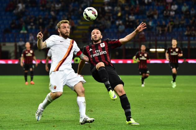 AC Milan vs Roma. Match Preview and pick on match 14.05.2016