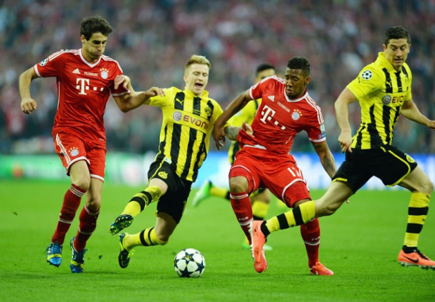 Bayern Munich vs Borussia Dortmund. Prediction on the final match 21.05.2016