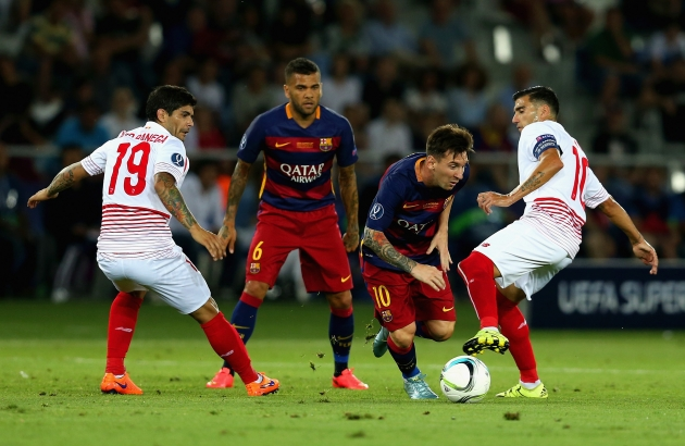 Barcelona vs Sevilla. Prediction on the Copa del Rey Final (22.05.2016)