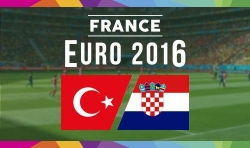 Turkey vs Croatia. Prediction on match EURO-2016 (12.06.2016)