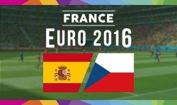 Spain - Czech Republic. Prediction and tips on match Euro-2016 (13 June 2016)