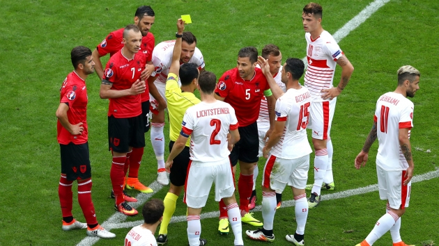 Romania vs Switzerland. Betting tip on match Euro-2016 (15.06.2016)