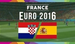 Croatia vs Spain. Match Preview on match Euro-2016 (21.06.2016)