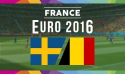 Sweden vs Belgium. Match Preview 22 June, 2016