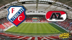 Utrecht vs AZ Alkmaar. Betting tip 08.05.2016