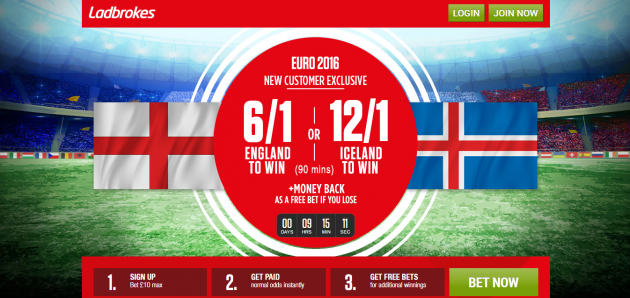England vs Iceland. Match Preview 27 June, 2016