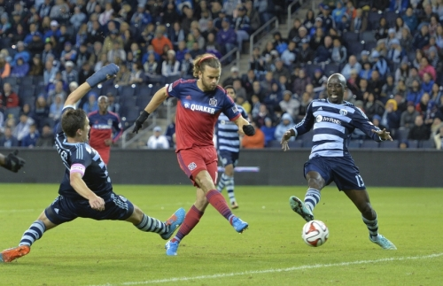 Chicago Fire vs Sporting Kansas City. Prediction and tip 14 July, 2016