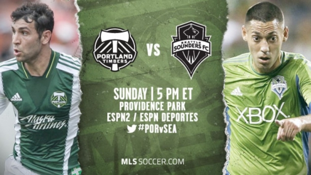 Portland Timbers vs. Seattle Sounders. Prediction and tip 17 July, 2016