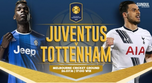 Juventus vs Tottenham. Prediction and tip 26 July, 2016