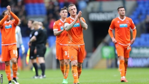Blackpool vs Exeter. Prediction and tip 06 August, 2016