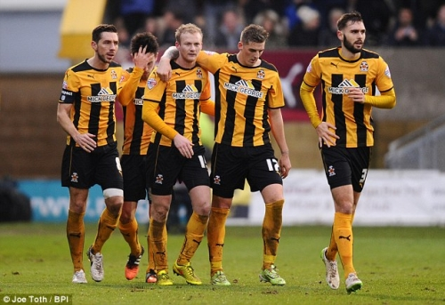 Cambridge Utd -	 Barnet. Prediction and tip 06 August, 2016