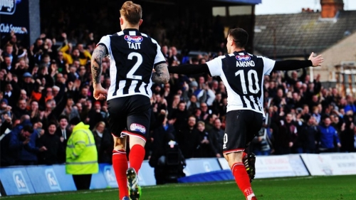 Grimsby vs Morecambe. Prediction and tip 6 August, 2016