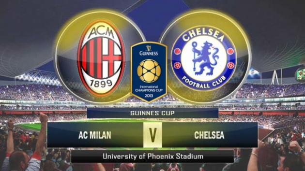 AC Milan vs Chelsea FC. Prediction and tip 04/08/2016