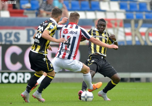 Willem II vs Vitesse. Prediction and tip 06/08/2016