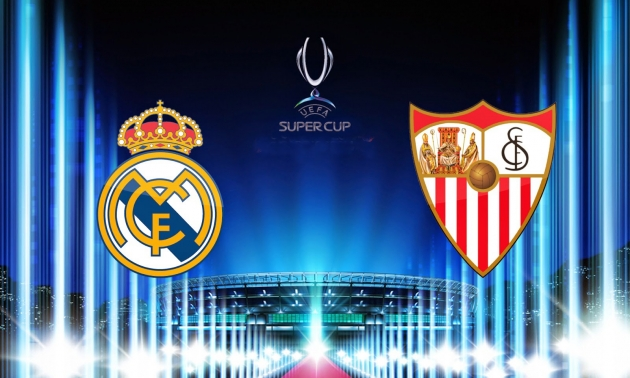 Real Madrid vs Sevilla. Prediction and tip 09/08/2016