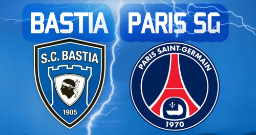 SC Bastia vs. Paris SG. Prediction and tip 12/08/2016