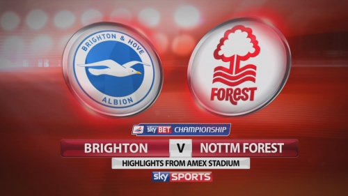 Brighton vs Nottingham Forest. Prediction and tip 12/08/2016