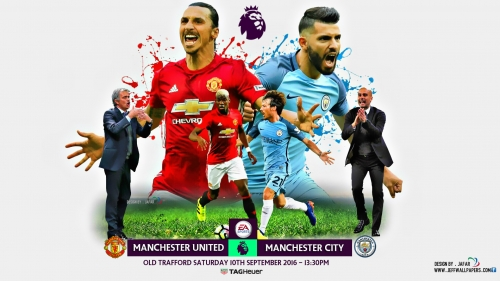 Manchester United vs. Manchester City: Prediction, Tip, Match Preview 10/09/2016