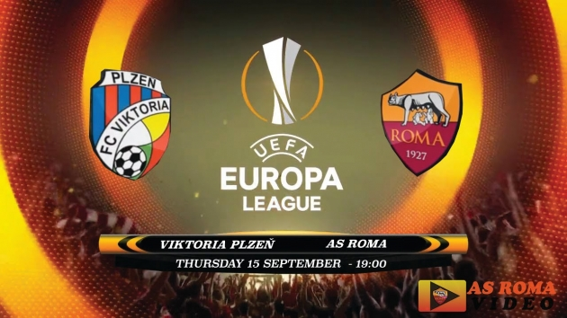 Viktoria Plzen vs. AS Roma: Prediction, Match Preview 15/09/2016