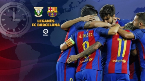 Leganes vs. Barcelona: Prediction, Betting tip 17/09/2016