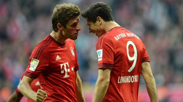 Bayern Munich -	 Hertha Berlin. Prediction and tip 21/09/2016