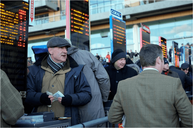 Place that Bookmakers take in the World