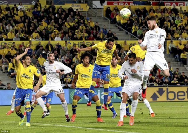UD Las Palmas vs. Real Madrid CF: Prediction, Match Preview 24/09/2016