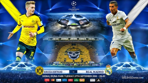 Borussia Dortmund vs. Real Madrid: Prediction, Match Preview 27/09/2016