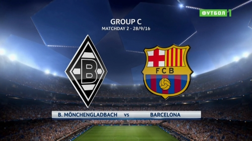 Borussia Monchengladbach vs. FC Barcelona: Prediction, Match Preview 28/09/2016