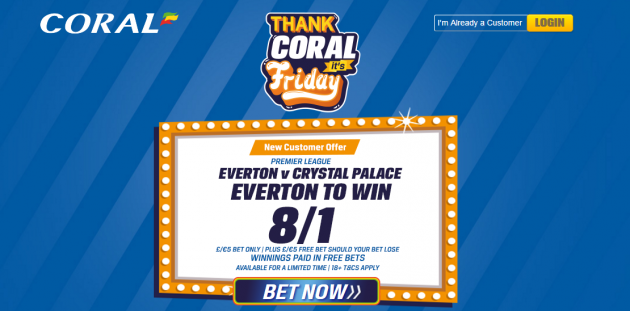 Everton FC vs. Crystal Palace FC: Prediction, Match Preview 30/09/2016