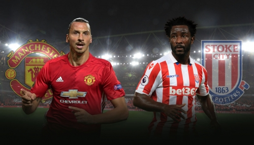 Manchester United vs. Stoke City: Prediction, Betting tips 02/10/2016