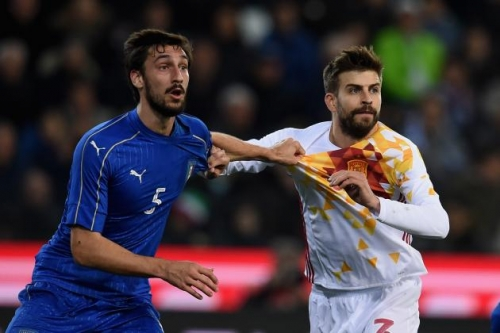 Italy vs. Spain. 2018 World Cup Qualification: Prediction, Betting tips 06/10/206