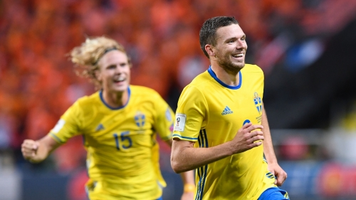 Sweden vs. Bulgaria. World Cup Qualifier: Prediction, Betting tips 10/10/2016