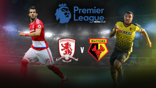 Middlesbrough - Watford Predictions & Match Preview 16/10/2016