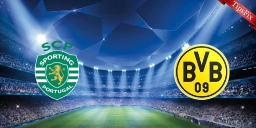 Sporting CP vs. Borussia Dortmund Predictions & Match Preview 18/10/2016