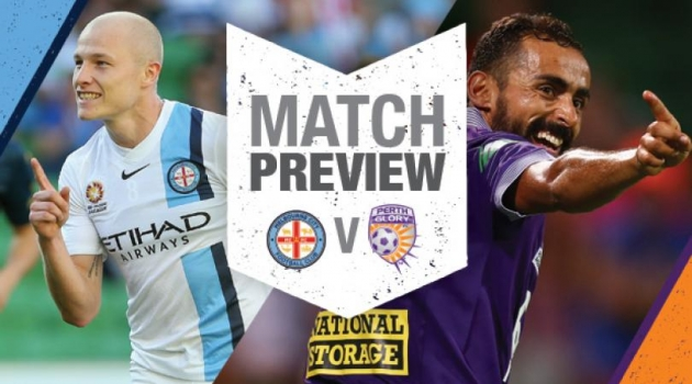 Melbourne City - Perth Glory Predictions & Match Preview