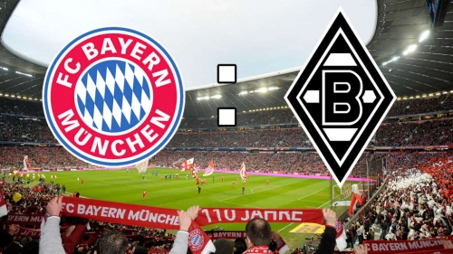 Bayern Munich - B. Monchengladbach Predictions & Match Preview 22/10/2016